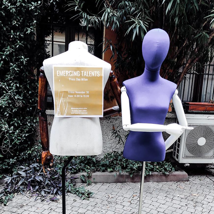 Emerging Designers Milan