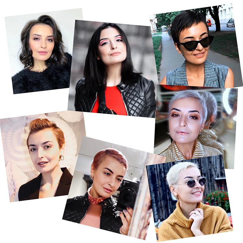 Lucine hair transformation 2018