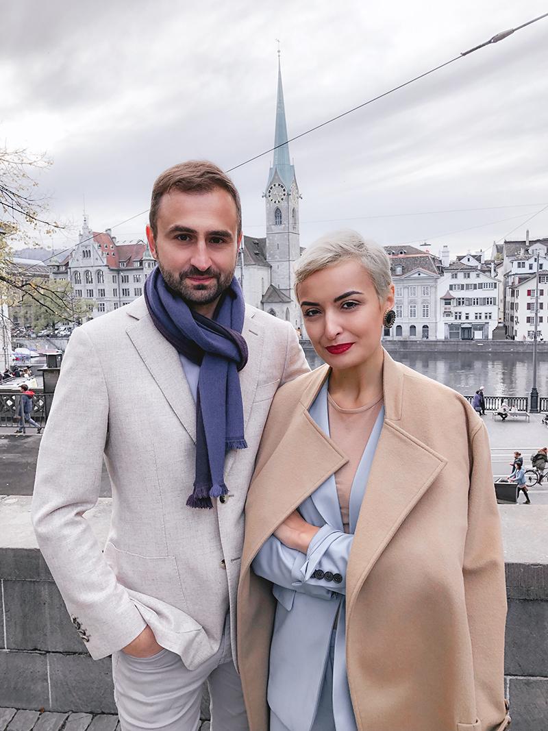 Lucine relocation to Switzerland 2018