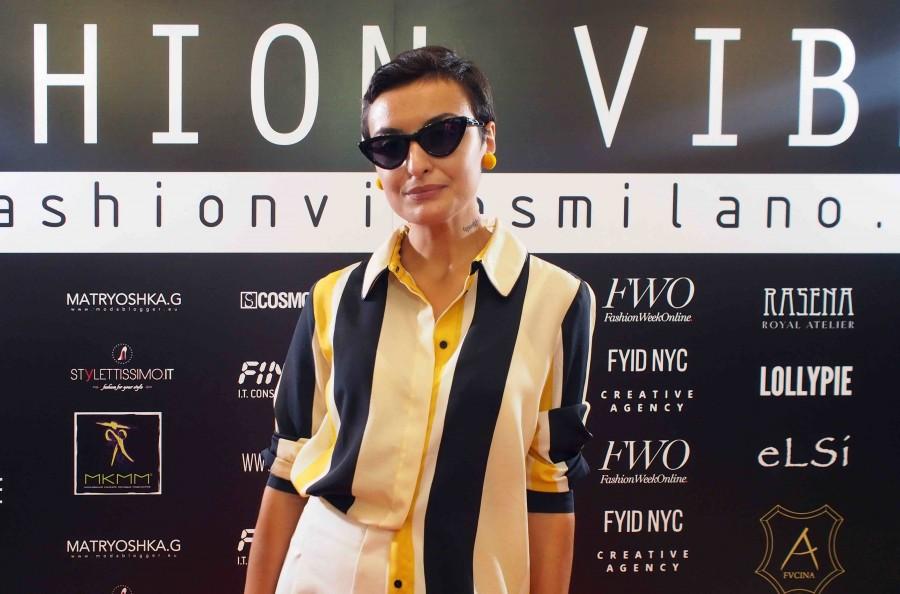 Fashion Vibes Milano Lucine Ayanian