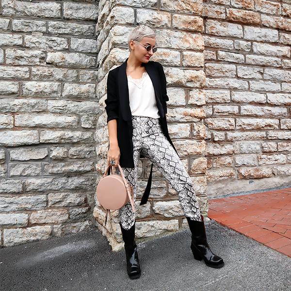 Lucine Ayanian blond