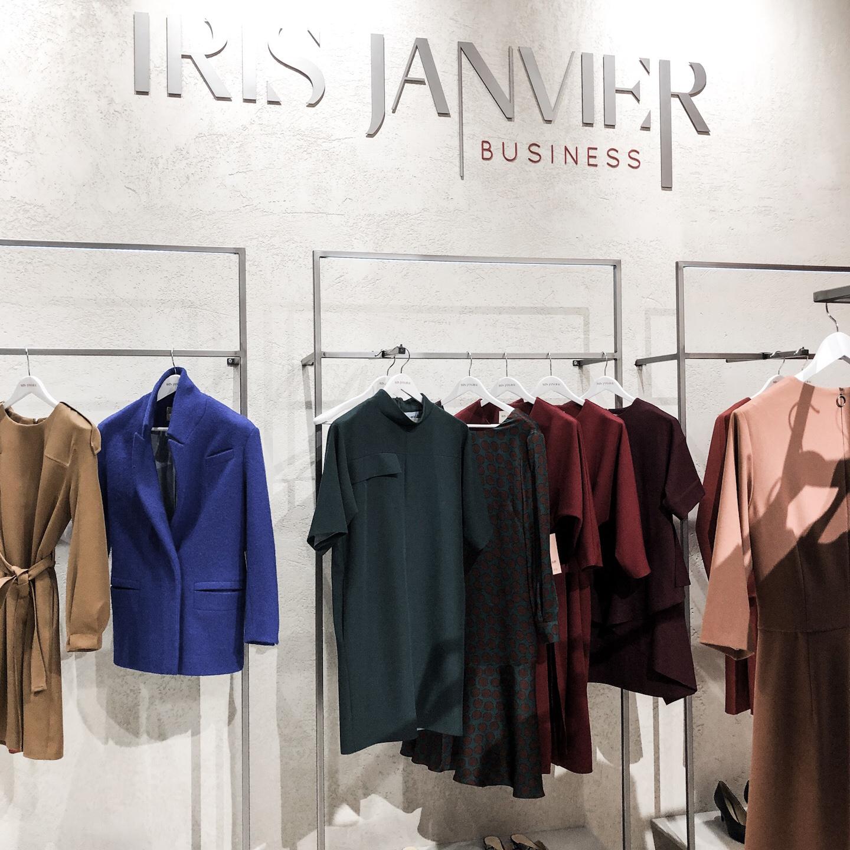 TFW Spring 2019 Iris Janvier