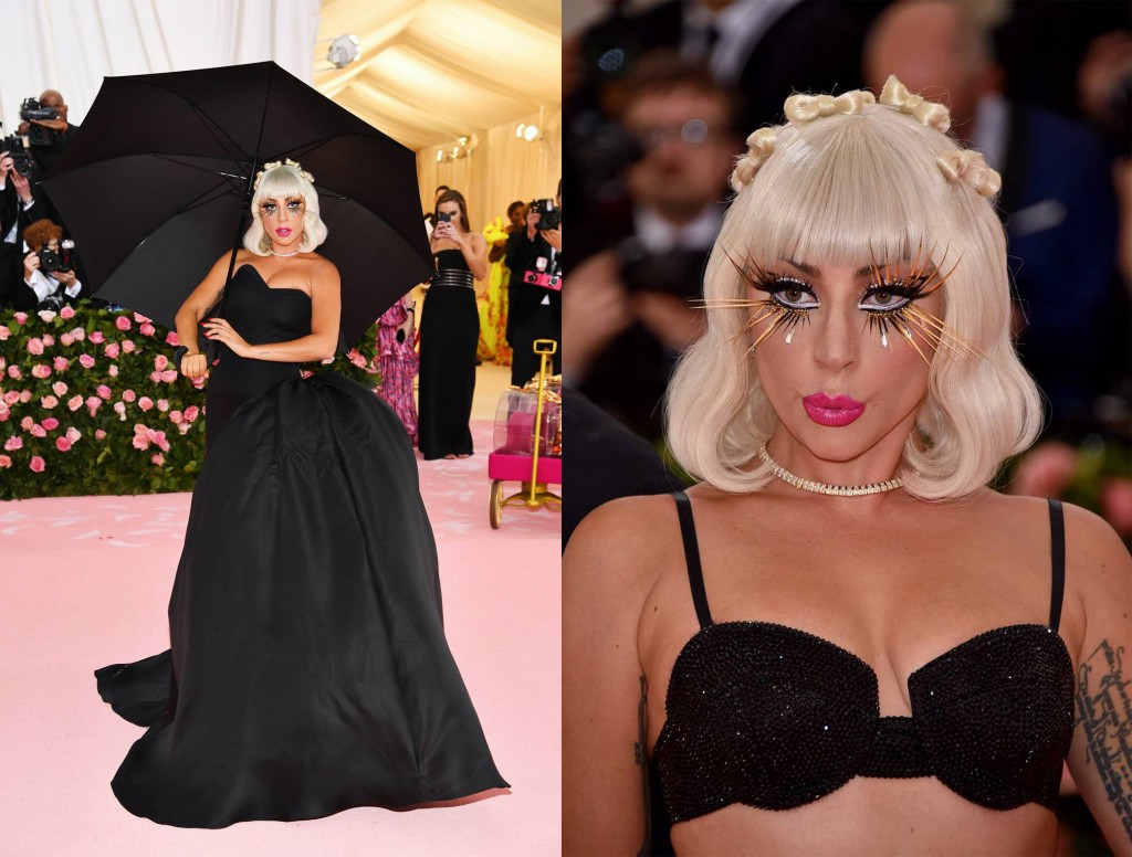 Lady Gaga wearing Brandon Maxwell2