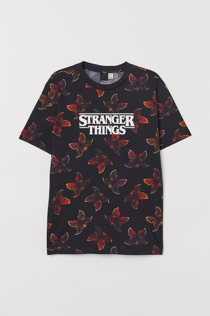 STRANGER THINGS X H&M 1