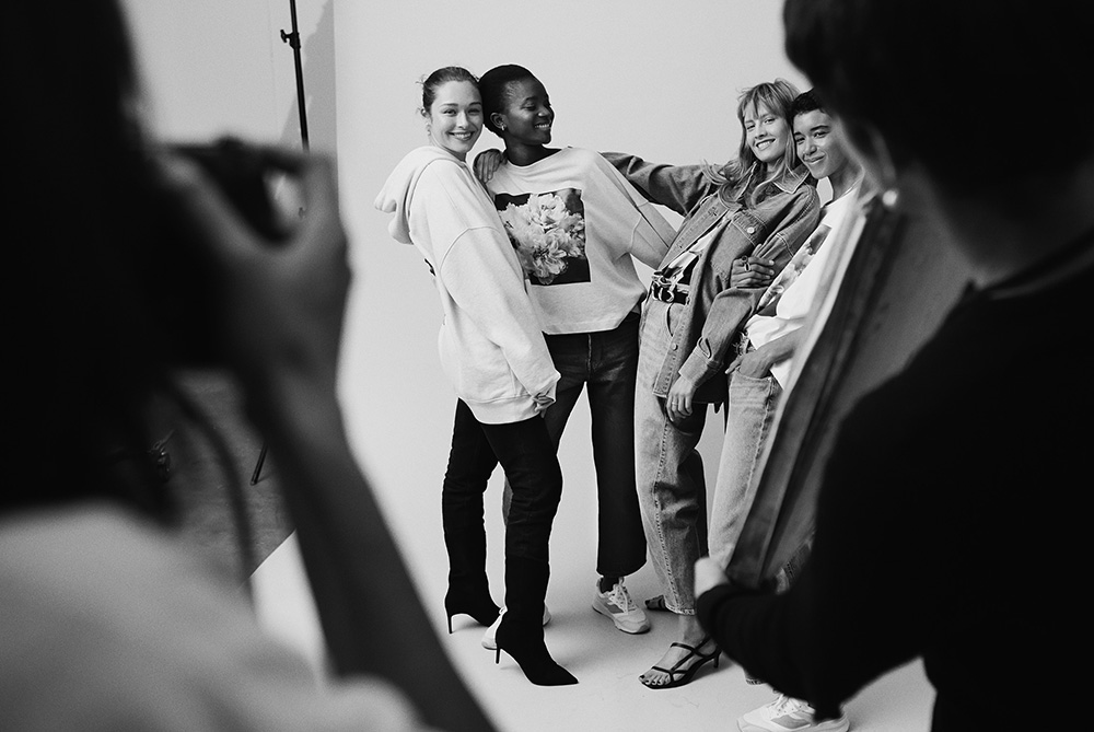 Helena Christensen x H&M 11