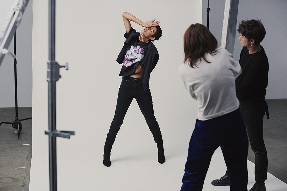 Helena Christensen x H&M 2