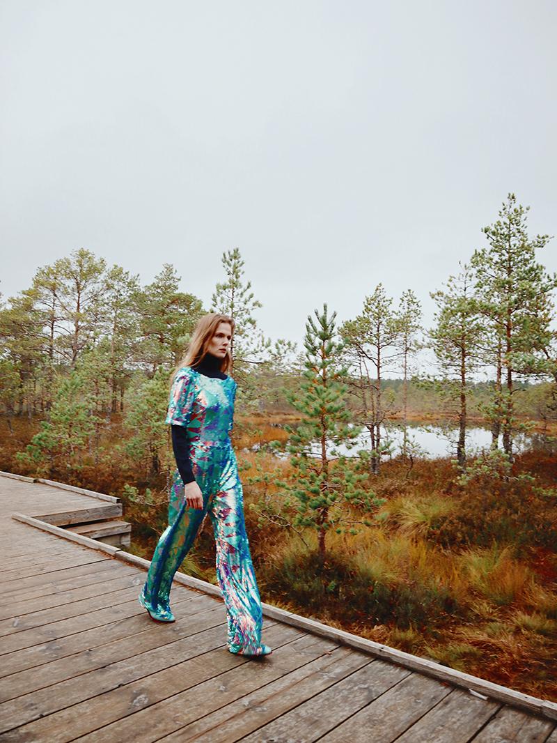Oksana Tandit fall 2019
