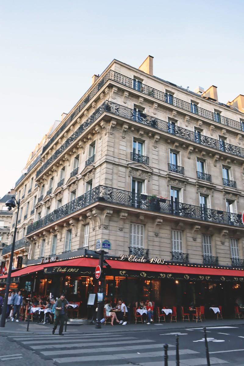 Paris 30 May 8
