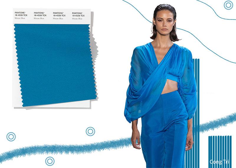 spring_summer_2020_Pantone_colors_trends_mosaic_blue