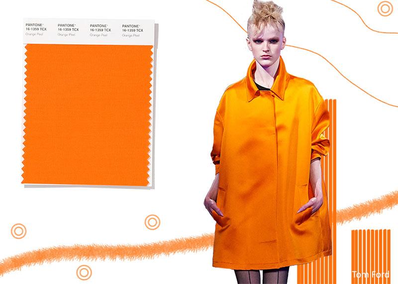spring_summer_2020_Pantone_colors_trends_orange_peel