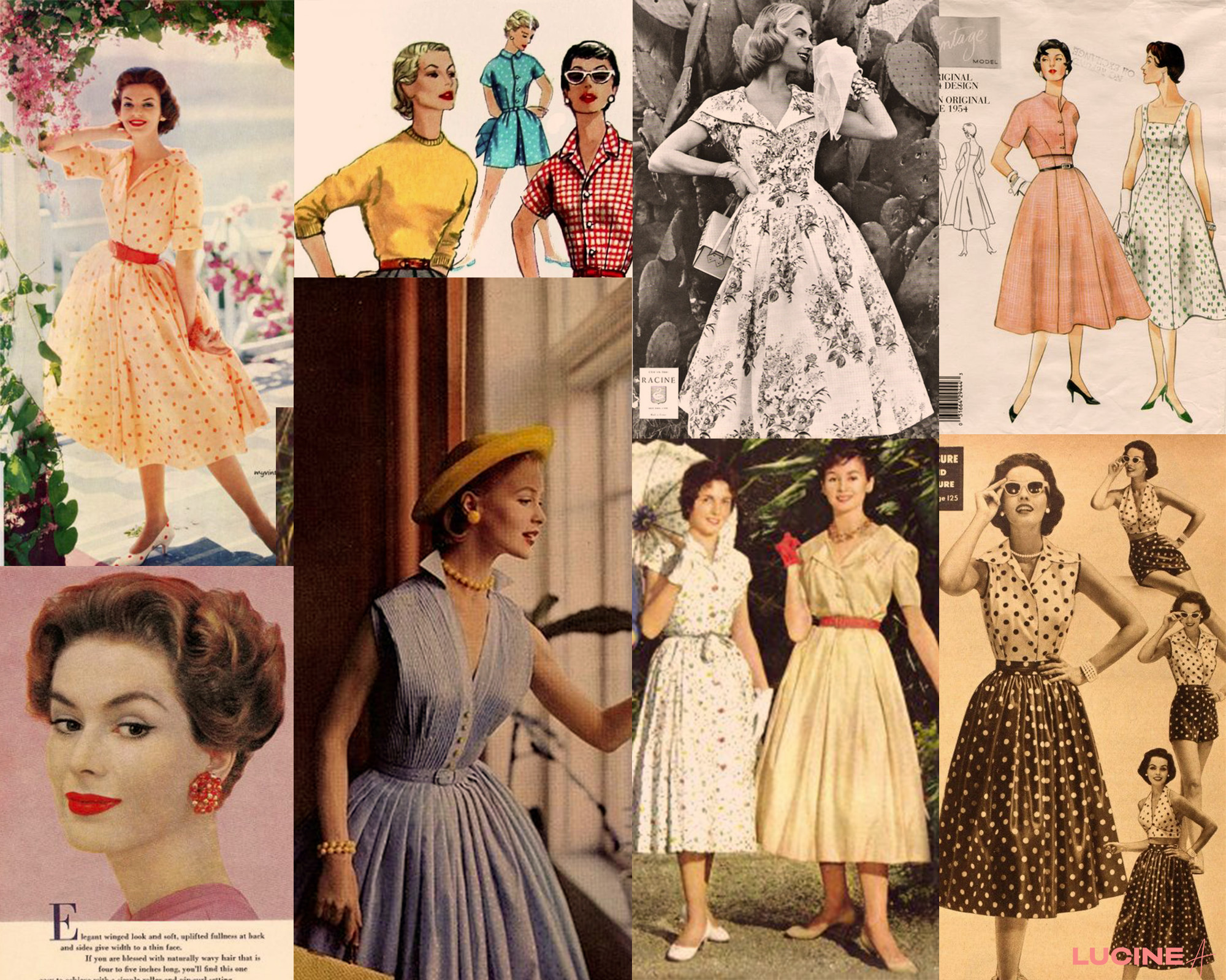 50's Fashion style
