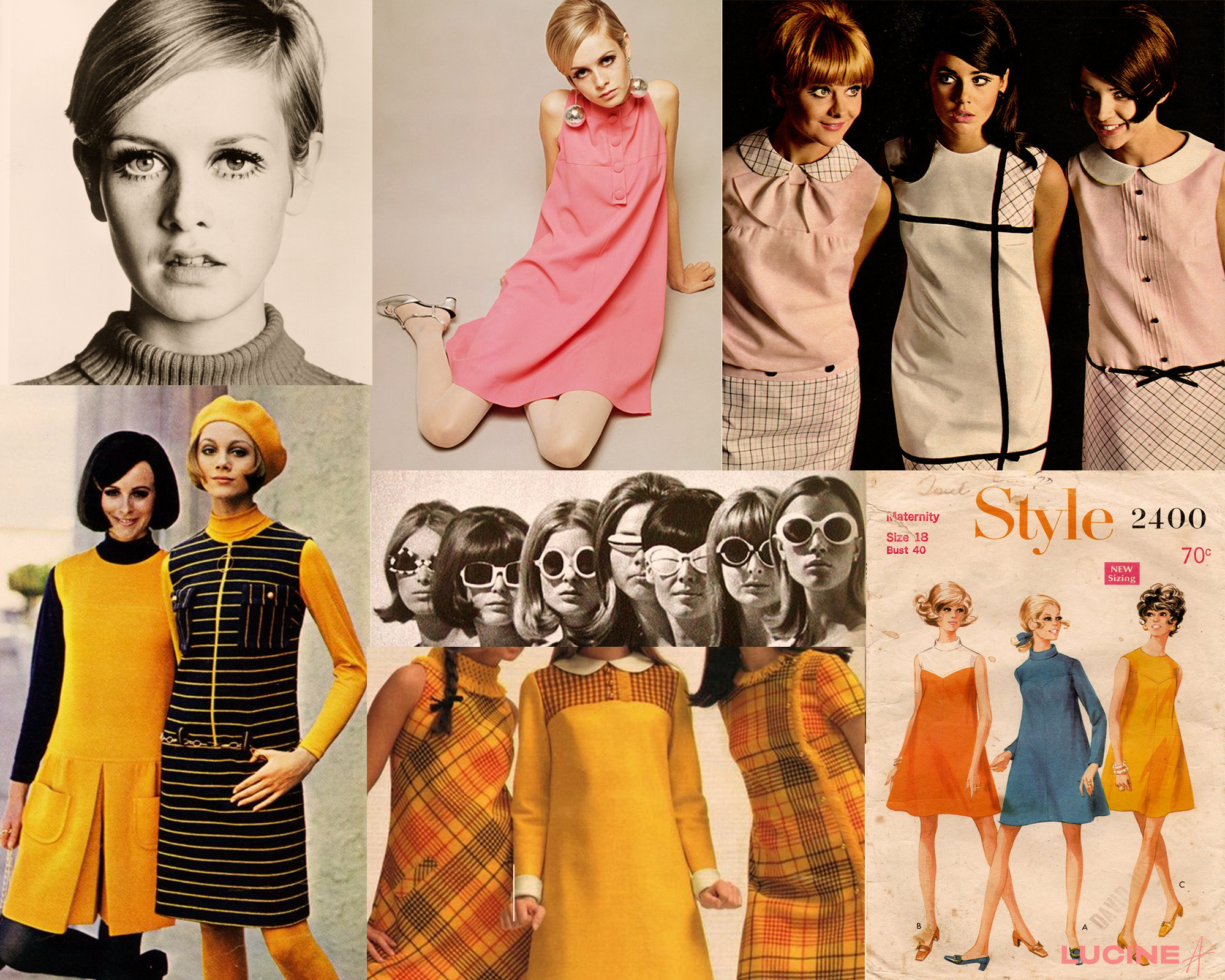 60's Fashion style
