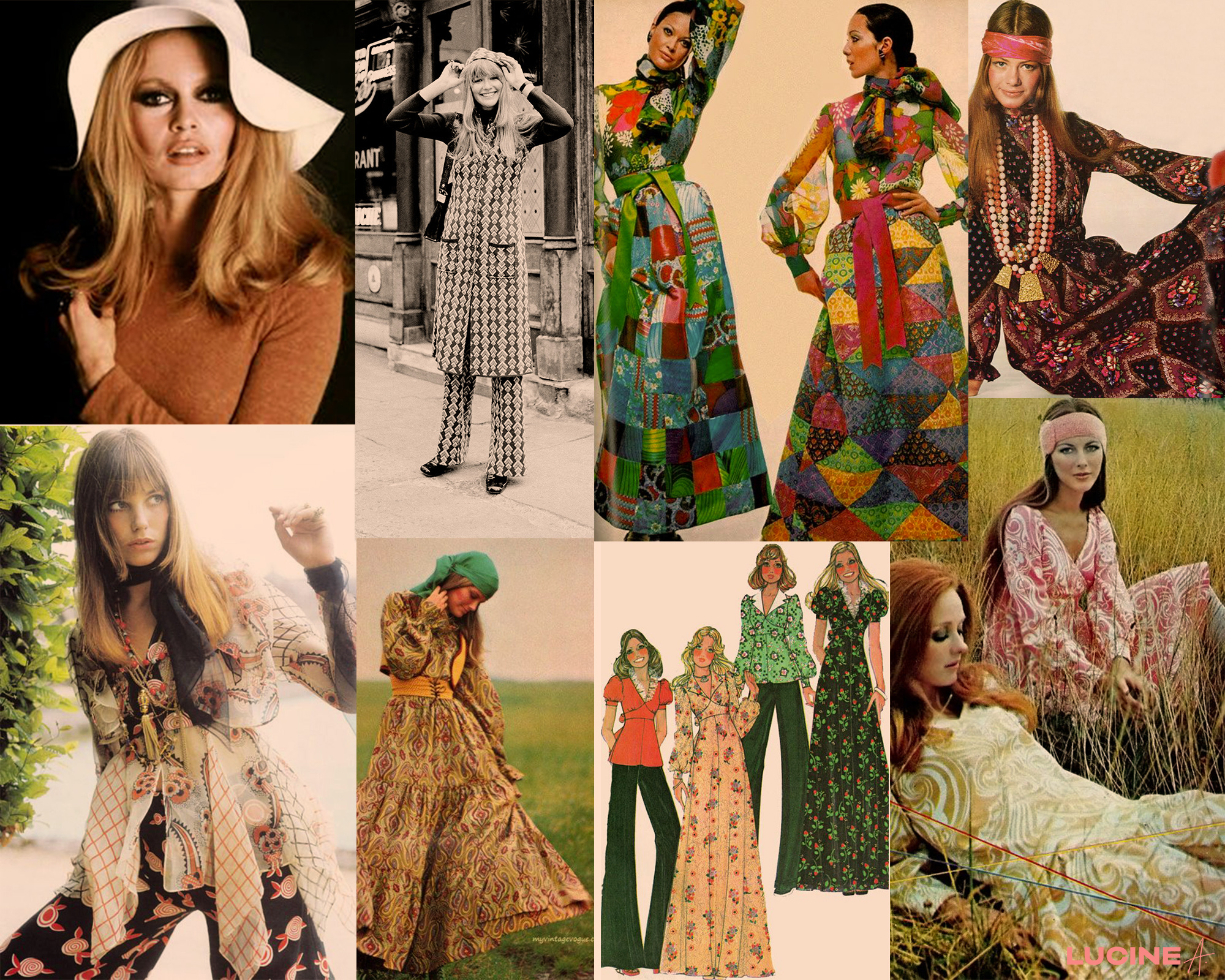 70's Fashion style