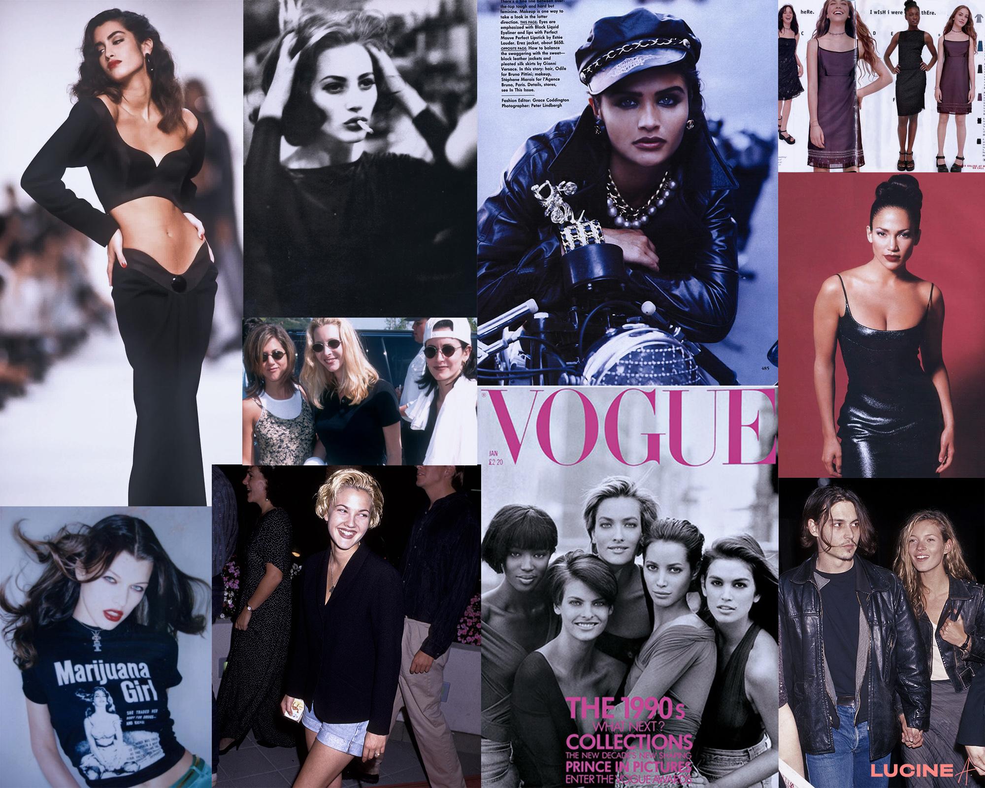 90's Fashion style