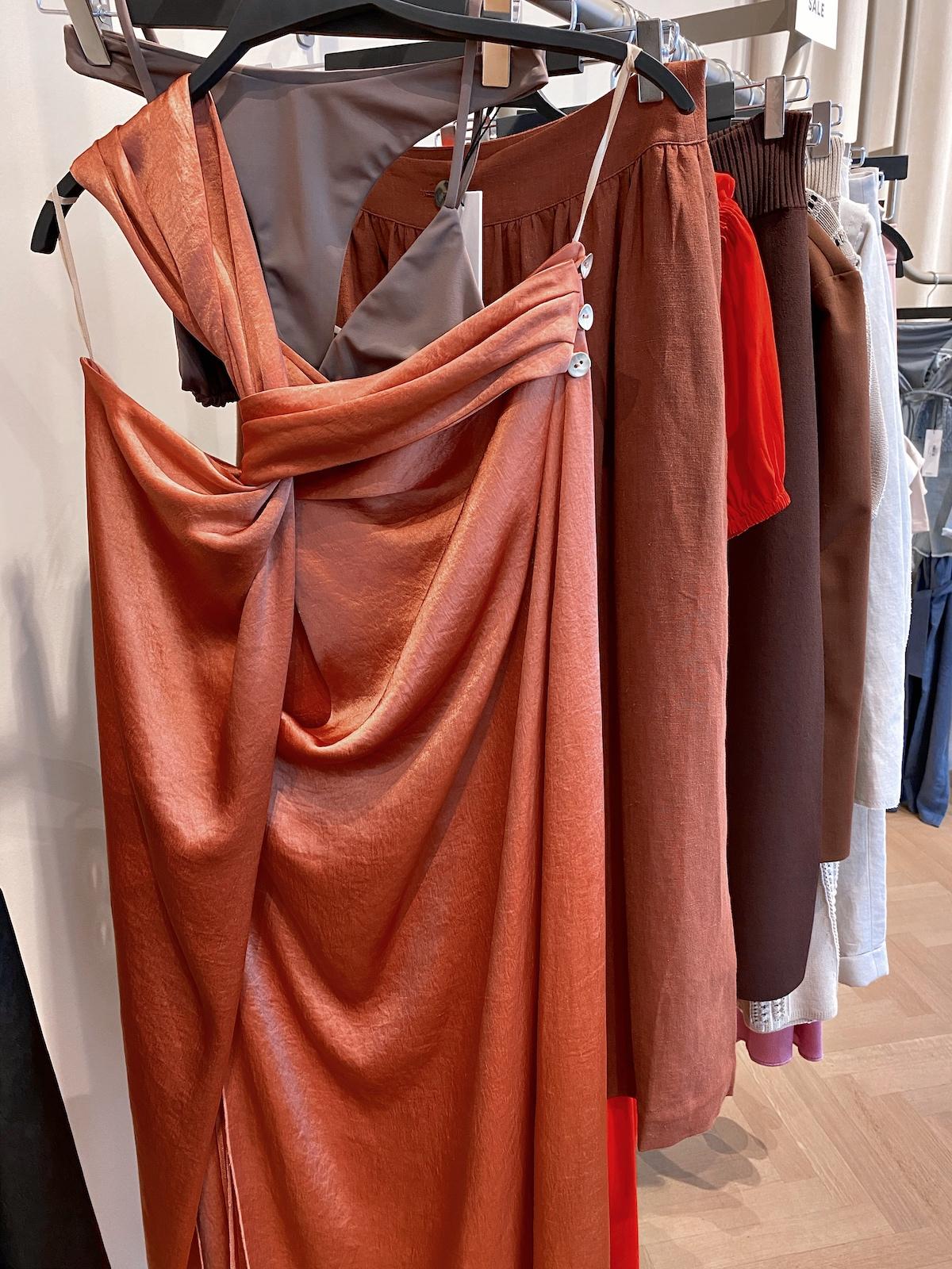 Vivian Graf Zurich shopping